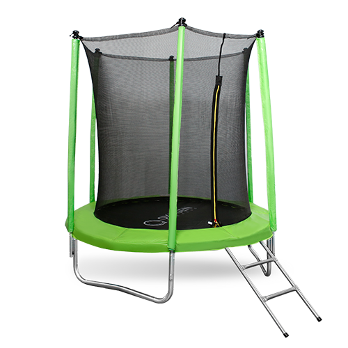 Батут Oxygen Fitness Standard 6 ft inside (Light green)